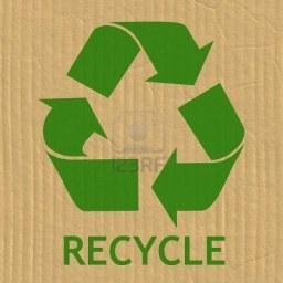3856888-recycling-symbol-on-a-cardboard-box-texture