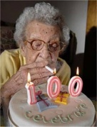100_year_old_woman_birthday_cake