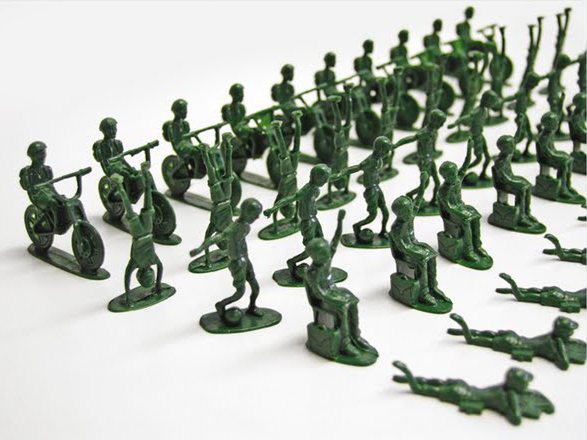 Plastic Soldiers Toys 44