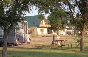KOA Clayton NM
