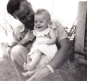 My Daddy and me - 1947