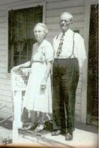 Grandmother and Granddaddy Robinson