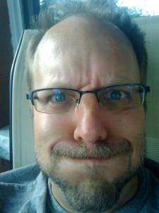 Christian Still Smiling