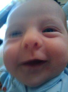 Zoe Still Smiling 020909.