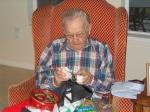 Dad Christmas 2009