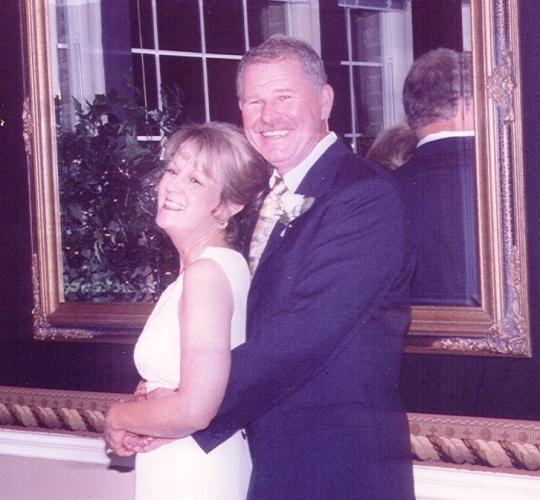 David and Linda—together forever!