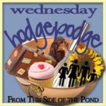 To participate in Hodgepodge Wednesday, click here.