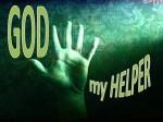 God my helper