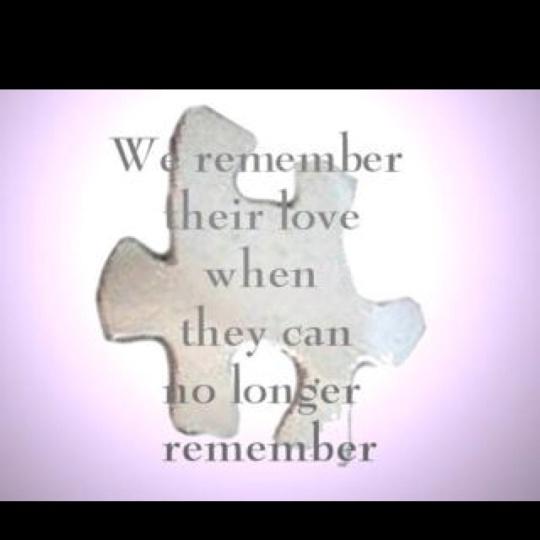 Remember their love