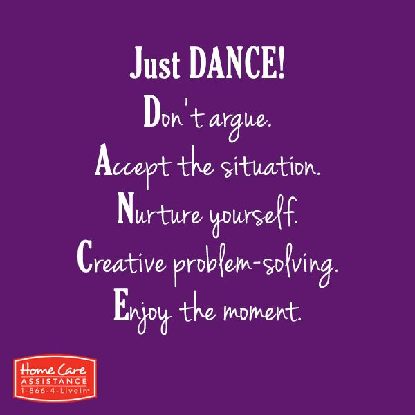 Dance just writing for you