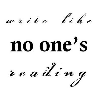 No one's reading