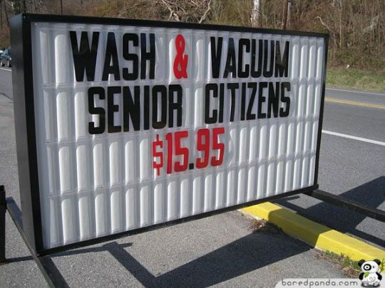 Keeping Seniors Clean