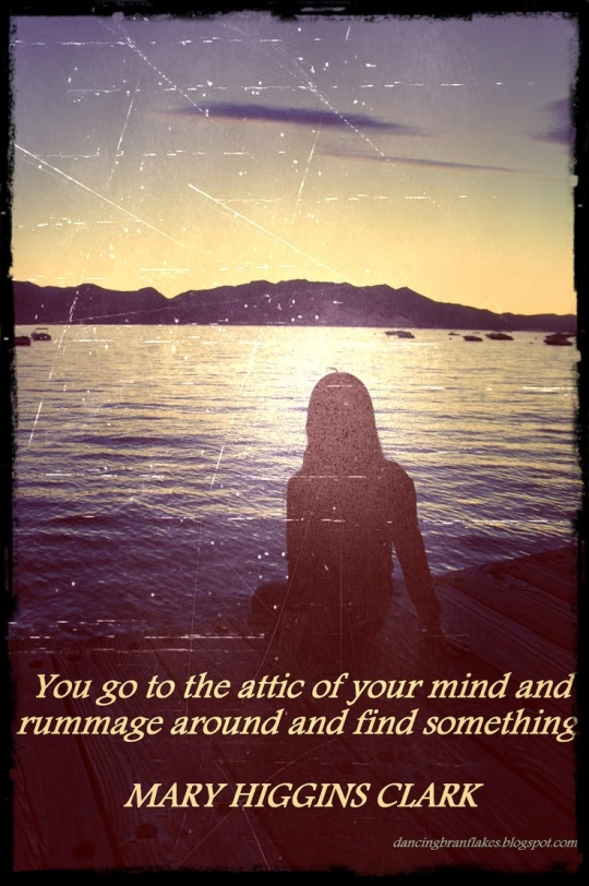 The Attic of Your Mind