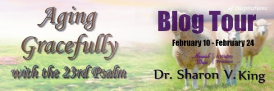 Aging Gracefully Blog Tour Banner