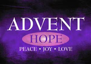 Advent means hope