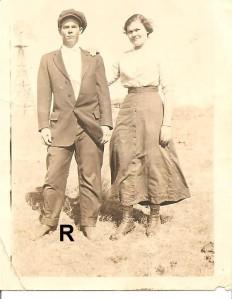 Ralph and Alva Hagan