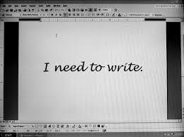I need to write