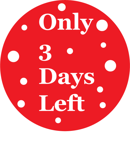 only-3-days-left