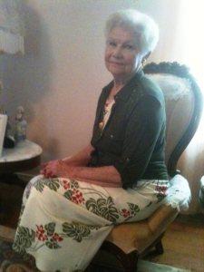 Aunt Fay 081013