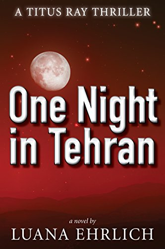 One Night in Tehran Cover