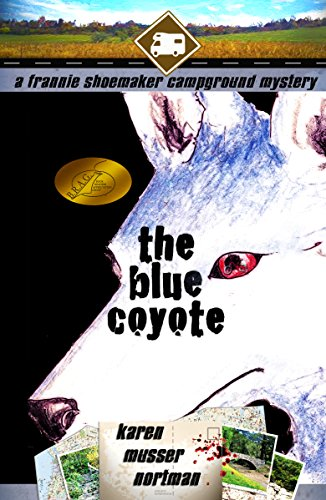 Cover The Blue Coyote