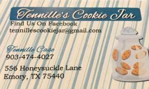 tennille's cookie jar