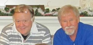 Jim and David
