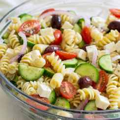 Easiest Pasta Salad