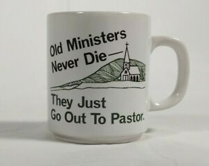 Old ministers never die
